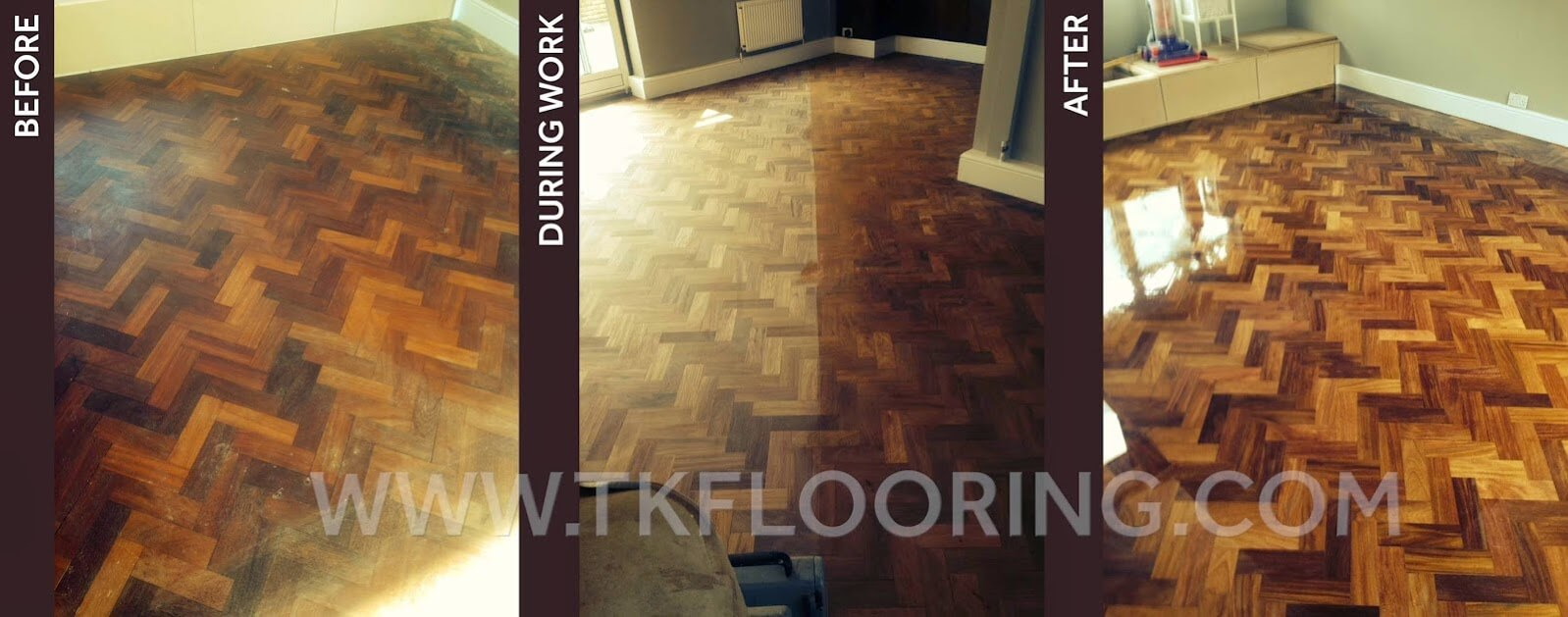 floor sanding specialist London