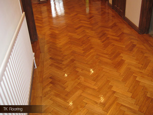 wood floor london