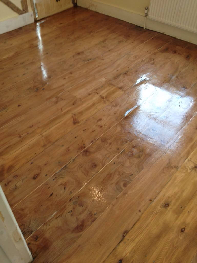 north london floor restoration
