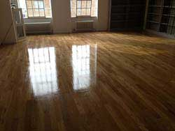 wood floor restoration London